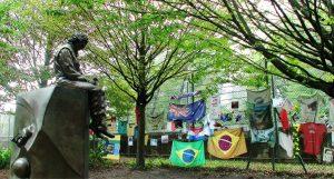 Monumento Ayrton Senna ad Imola