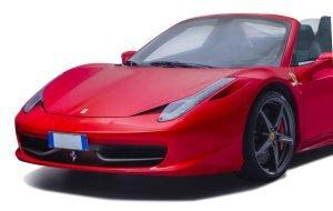 Ferrari 458 Spider (2 posti)