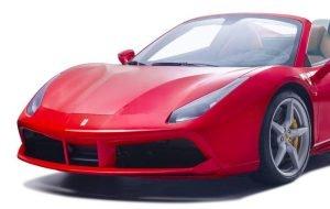 Ferrari 488 Spider (2 posti)