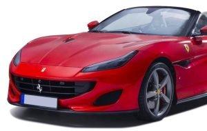Ferrari Portofino (4 posti)